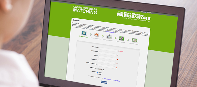 Employer Services - Ride sharing
